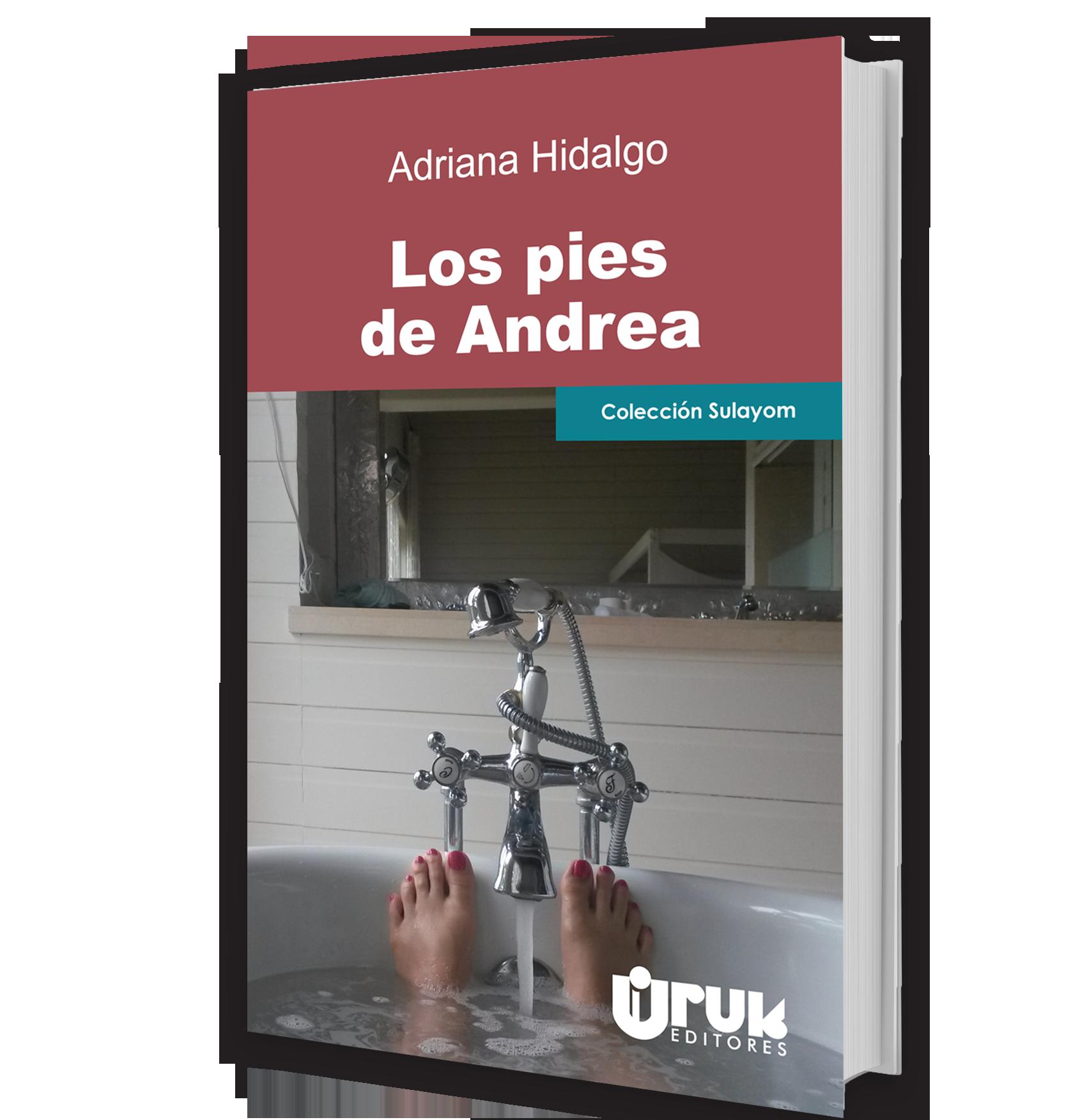Los pies de Andrea