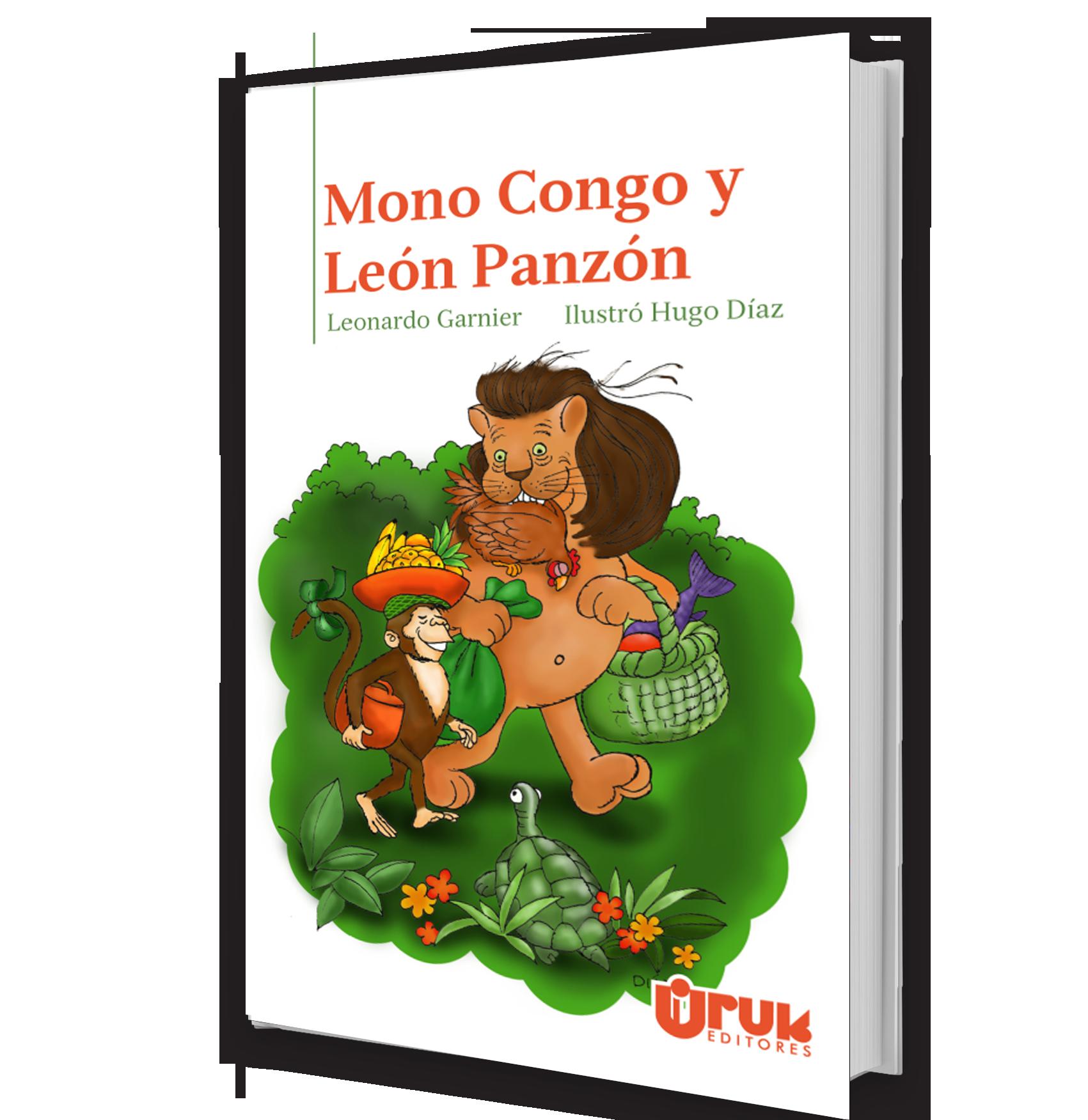 Mono Congo y el León Panzón
